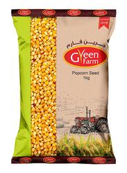 Green Farm Pop Corn Seed, 1 Kg