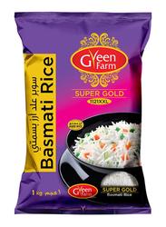 Green Farm Super Gold Basmati Rice, 1 Kg