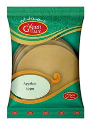 Green Farm Appalam, 50g