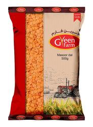 Green Farm Masoor Dal, 500g