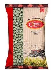 Green Farm Green Peas, 500g