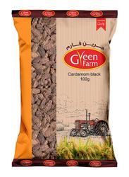 Green Farm Black Cardamom, 100g