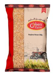 Green Farm Burgoul Brown, 500g