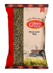 Green Farm Green Lentil, 500g