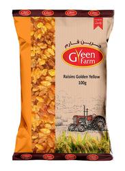 Green Farm Golden Yellow Raisins, 100g