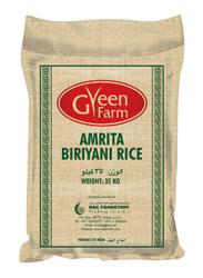 Green Farm Amrita Biryani Rice, 35 Kg