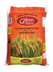 Green Farm Palakkadan Matta Rice, 20 Kg