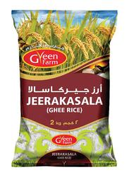 Green Farm Jeerakasala Ghee Rice, 2 Kg