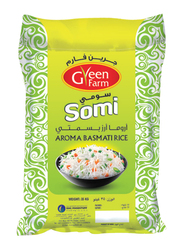 Green Farm Somi Aroma Basmati Rice, 35 Kg
