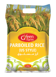 Green Farm Parboiled Rice (US Style), 5 Kg