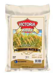 Victoria White Palakkadan Matta Rice, 18 Kg