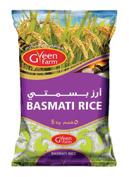 Green Farm Basmati Rice, 5 Kg