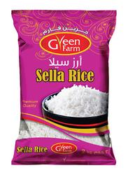 Green Farm Sella Rice, 2 Kg