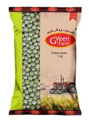 Green Farm Green Peas, 1 Kg