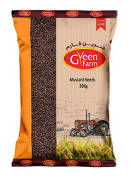 Green Farm Mustard Seed, 200g