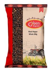 Green Farm Black Pepper Whole, 200g