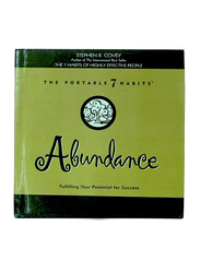 The Portable 7 Habits Abundance, Hardcover Book, By: Stephen R. Covey