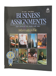 Business Assignments, Paperback Book, By: Ken Casler, David Palmer and Teresa Woodbrige