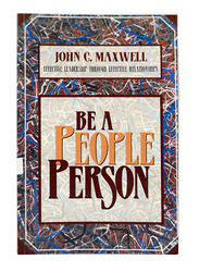 Be A People Person, Paperback Book, By: John C. Maxwell