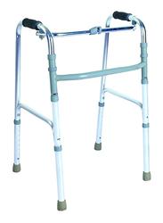 Media6 Aluminium Reciprocating Walker, 812L, Blue/White