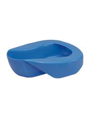 Media6 Plastic Urinal Bed Pan, Blue