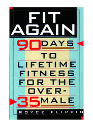 Fit Again, Hardcover Book, By: Royce Flippin