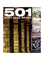 501 Must-Read Books, Hardcover Book, By: Emma Beare