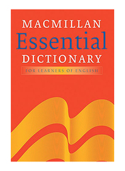 MacMillan Essential Dictionary, Paperback Book, By: MacMillan