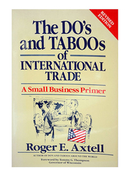 The Do's and Taboos of International Trade Revised Edition, Paperback Book, By: Roger E. Axtell