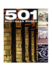 501 Must Read Books, Hardcover 1 Book, By: Emma Beare