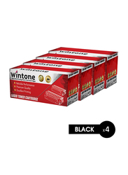 Wintone Samsung MLT D205L Black Laser Toner Cartridge, 4 Pieces