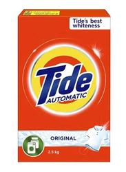 Tide Automatic Original Scent Laundry Washing White Detergent Powder, 2.5 Kg