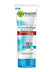Garnier Pure Active Foam, 100ml