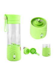 Shasshka USB Mini Electric Blender, 2976, Green