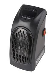 Portable Electric Air Heater, H19867, Black
