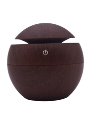 Cool Baby Ultrasonic Air Humidifier with 7 Color Changing LED Lights, NZH002HAA, Brown