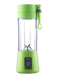 Electric Blender and Portable Juicer Cup, TYW-12, Green