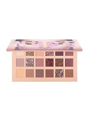 Huda Beauty The New Nude Eyeshadow Palette, Multicolor