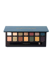 Anastasia Beverly Hills 14-Shades Subculture Eye Shadow Palette, Multicolor