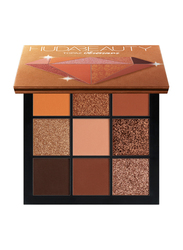 Huda Beauty Topaz Obsessions Eyeshadow Palette, Multicolor