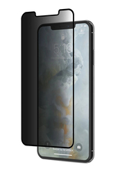 Moshi Apple iPhone 11 Pro and XS/X IonGlass Mobile Phone Privacy Screen Protector, Black