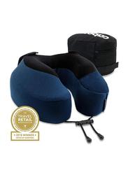 Cabeau Evolution S3 Memory Foam Pillow with Zippered Storage Case, Indigo