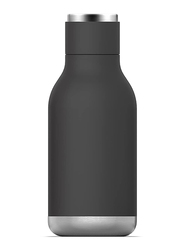 Asobu 16oz Urban Insulated & Double Walled Stainless Steel Bottle, ASB-SBV24, Black