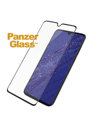 PanzerGlass Huawei Mate 20 Black Curved Edges Case Friendly Mobile Phone Screen Protector, Black