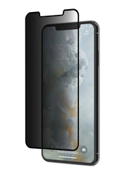 Moshi Apple iPhone 11 Pro Max/XS IonGlass Mobile Phone Privacy Screen Protector, Black