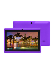Wintouch Q75S 8GB Purple 7-inch Tablet, 512MB RAM, WiFi Only