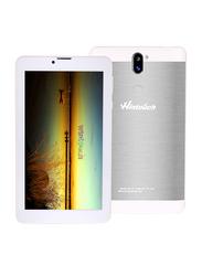 Wintouch M715 8GB Silver 7-inch IPS Screen Dual Sim Tablet, 1GB RAM, WiFi+3G