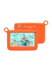Wintouch K72 16GB Orange 7-inch Kids Tablet, 512MB RAM, WiFi Only