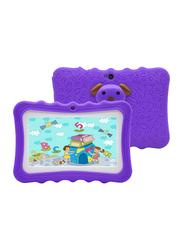 Wintouch K76 8GB Purple 7-inch Kids Tablet, 512MB RAM, WiFi Only