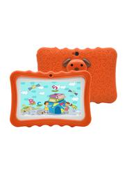 Wintouch K76 8GB Orange 7-inch Kids Tablet, 512MB RAM, WiFi Only